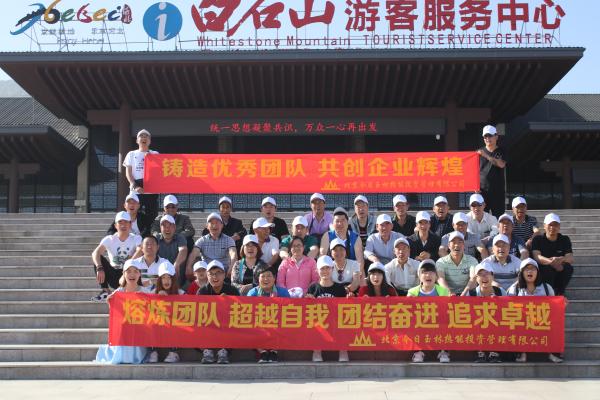 组织公司员工2018年度旅游